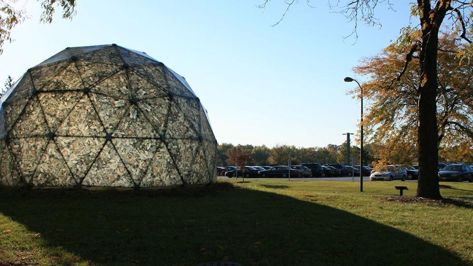 globe public art
