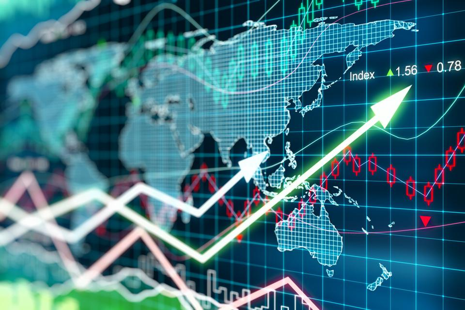 World map markets