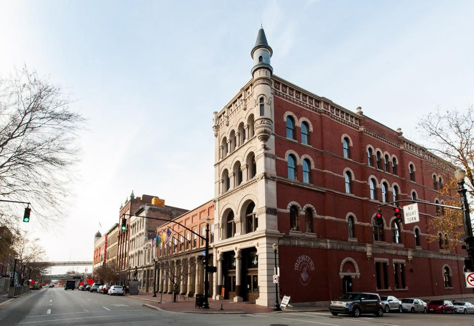 Michter's Fort Nelson Distillery in downtown, Louisville.