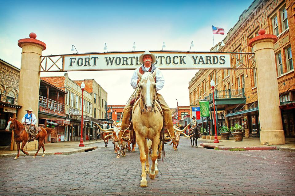 The Fort Worth Stock Yards