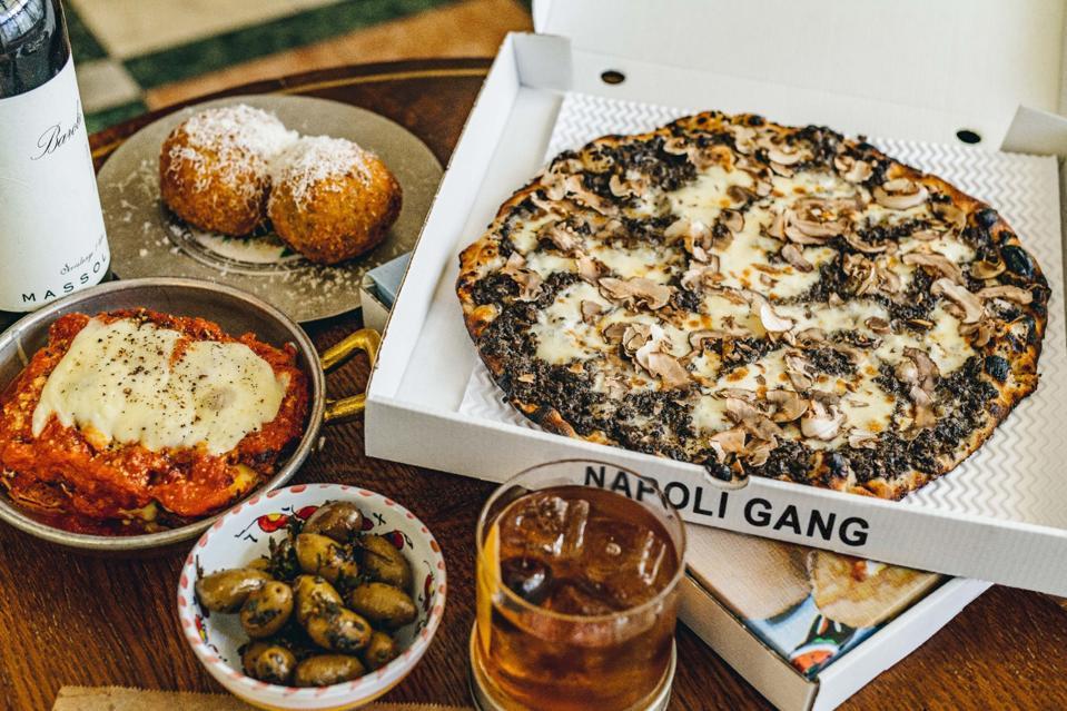 Napoli Gang take away