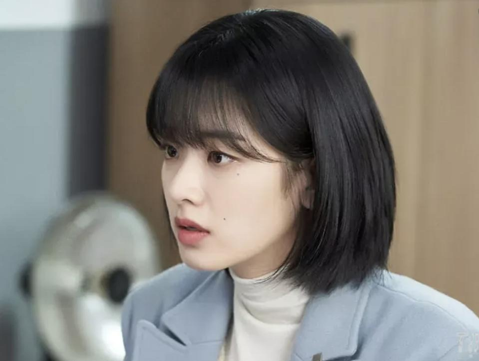 Lee Joo-young plays a reporter in the drama 'Times.'