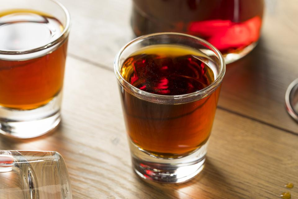 Red Sloe Gin Liqueur