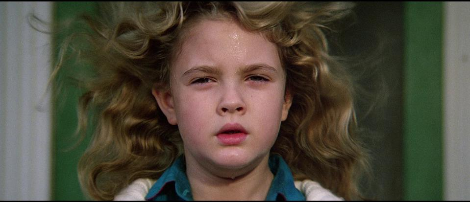 Drew Barrymore as Andy McGee in ″Firestarter″