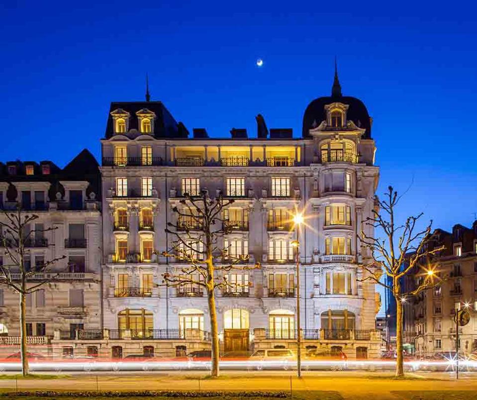 The Woodward in Geneva
