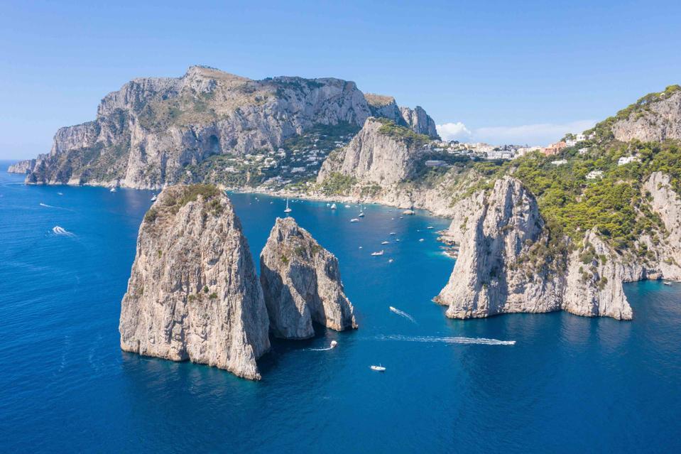 Hotel La Palma will open in Capri in 2022