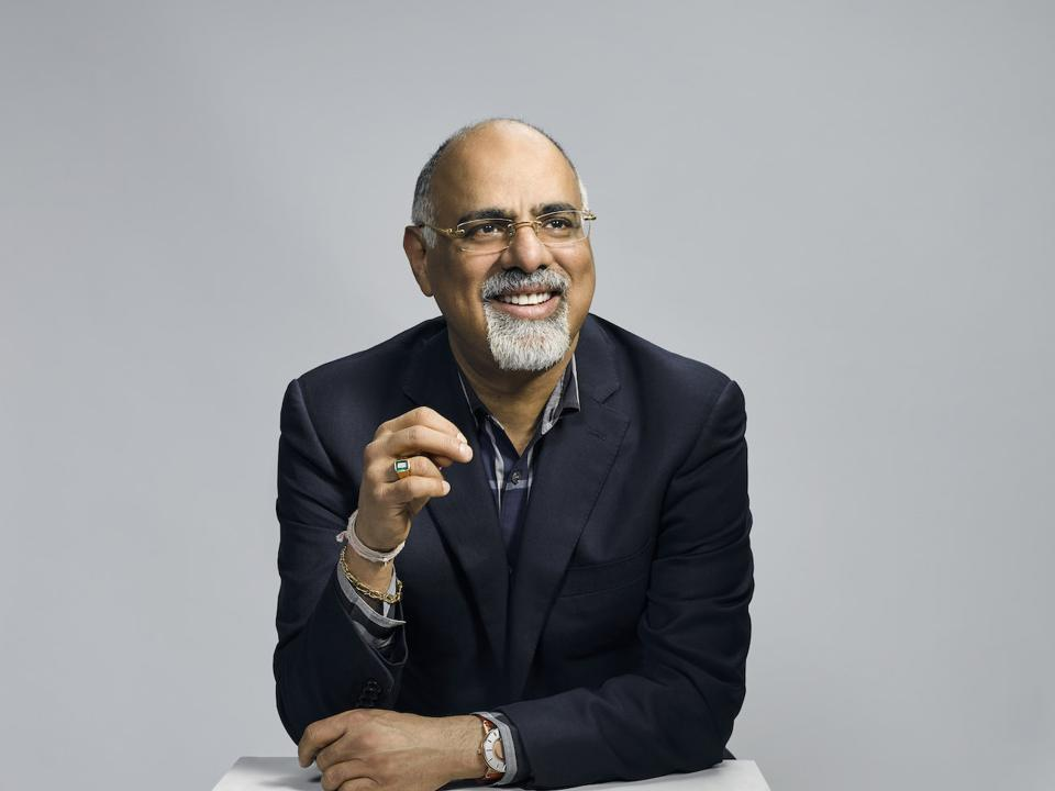 In his new book, Mastercard CMO Raja Rajamannar calls on marketers to embrace new tech.