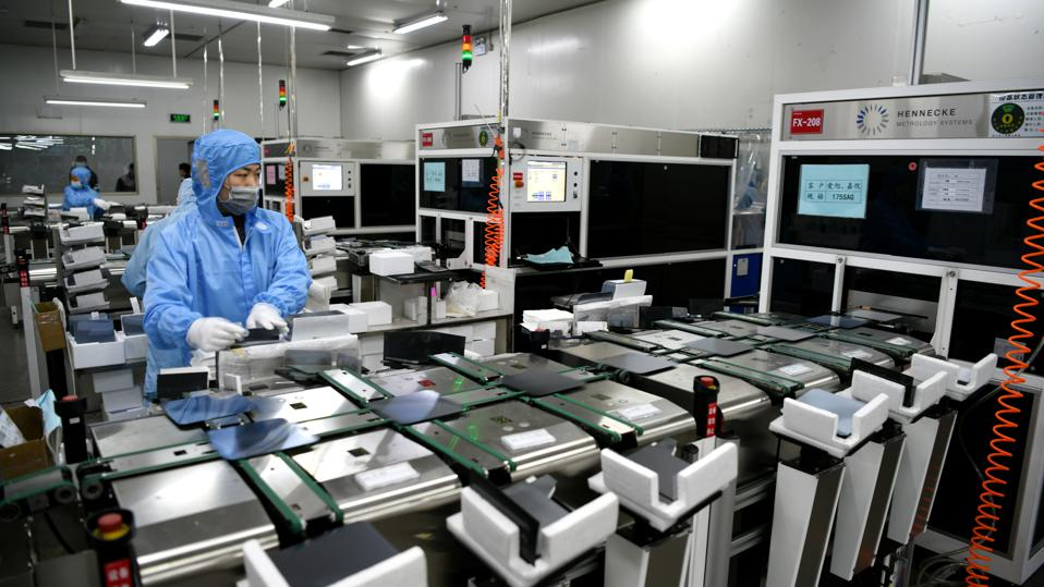 Silicon Wafer Manufacturer In Lianyungang
