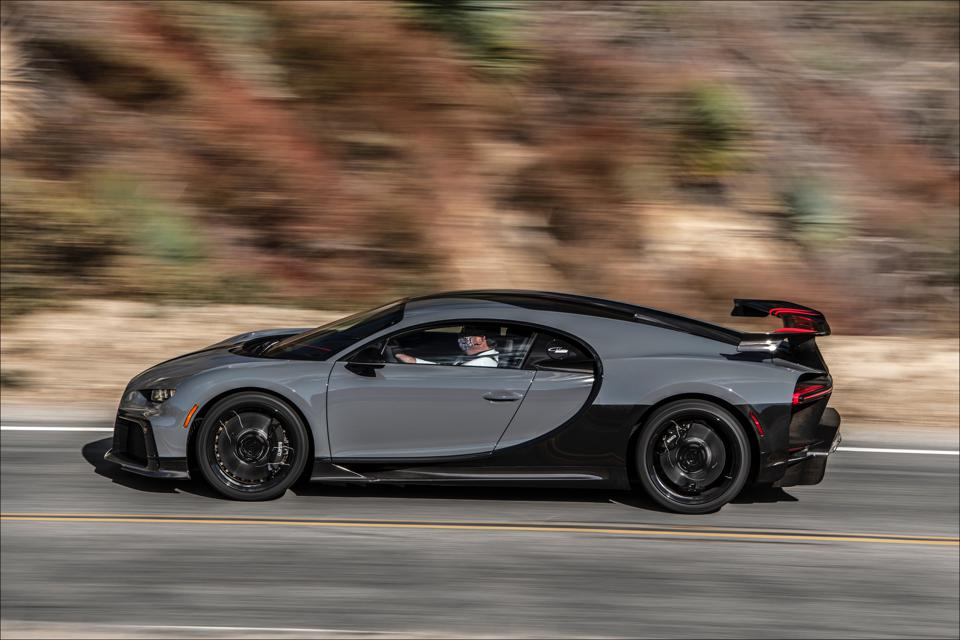 At $4 million, Bugatti expects as many as 60 clients to buy-in.