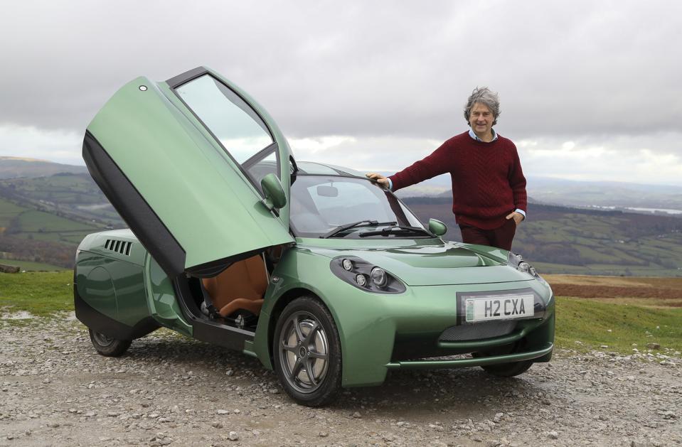BRITAIN-AUTOMOBILE-ENVIRONMENT-ENERGY