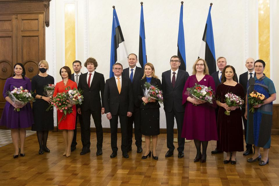 Estonia Politics