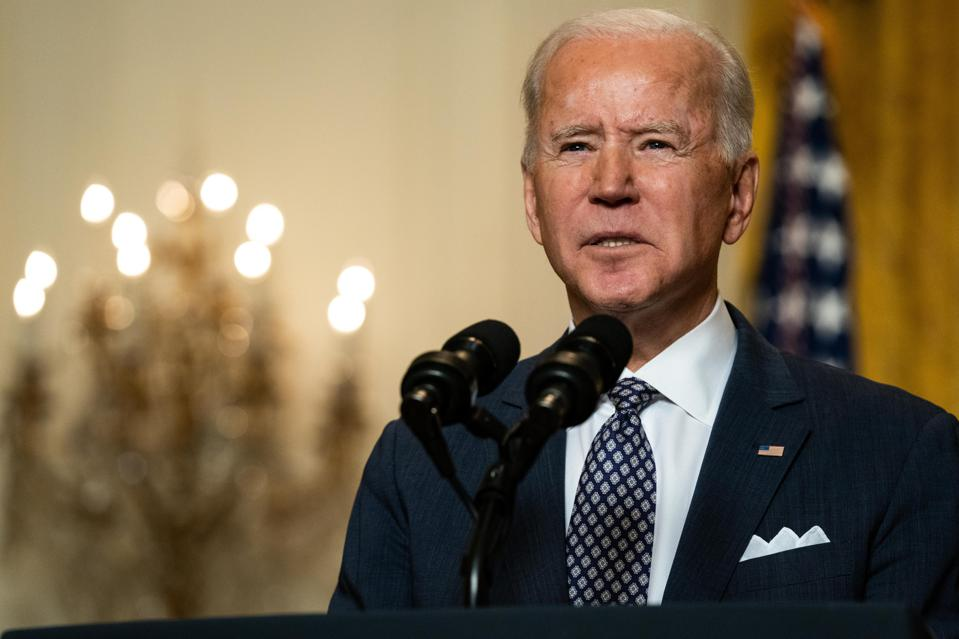 Biden Eases Access To Small Business Relief For Owners With Student Loans, Past Criminal Convictions