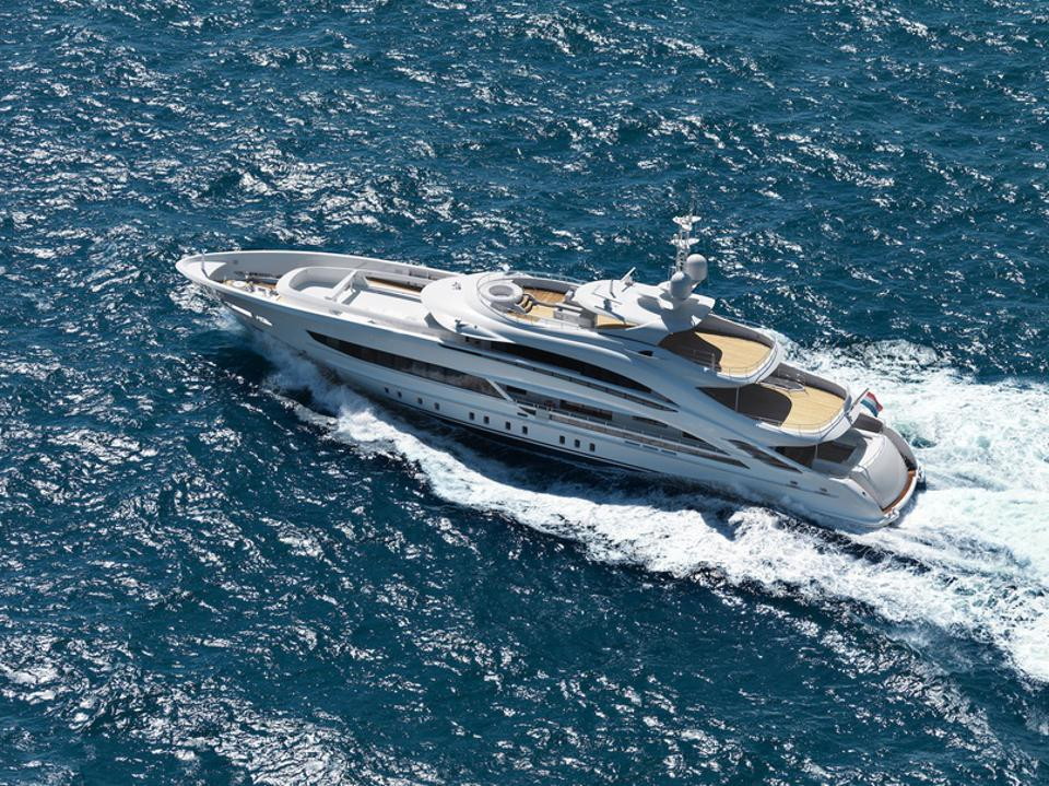 Denison Yachting named the highest selling yacht brokerage for yachts over 80-feet-long for the second year in a row.