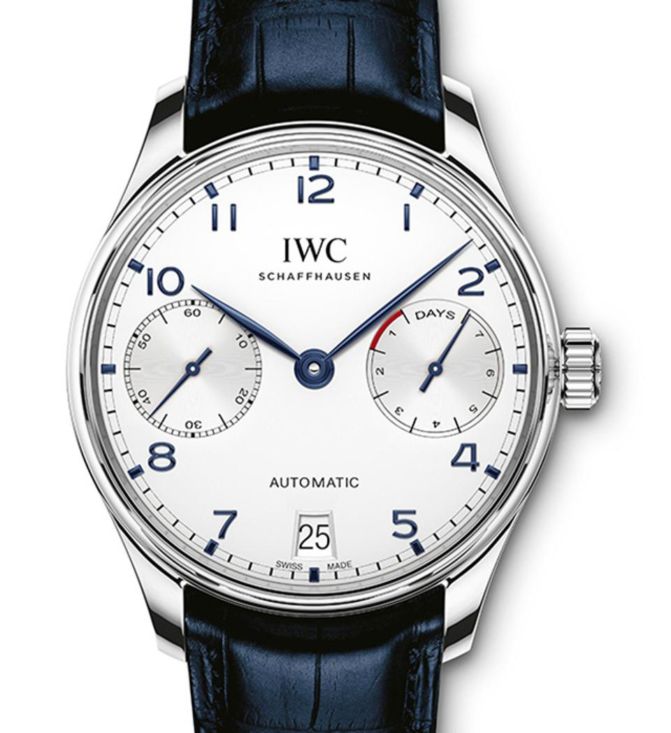 The IWC Portugieser Automatic.