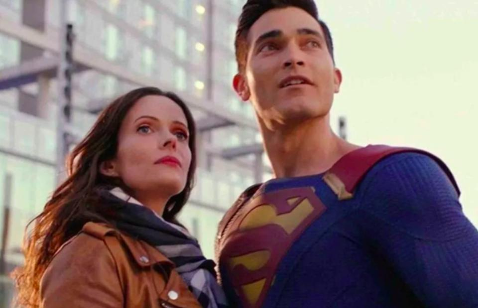 Supergirl's Elizabeth Tulloch and Tyler Hoechlin reprise their roles the world's most famous super hero and Metropolis' most famous journalist in Superman & Lois.