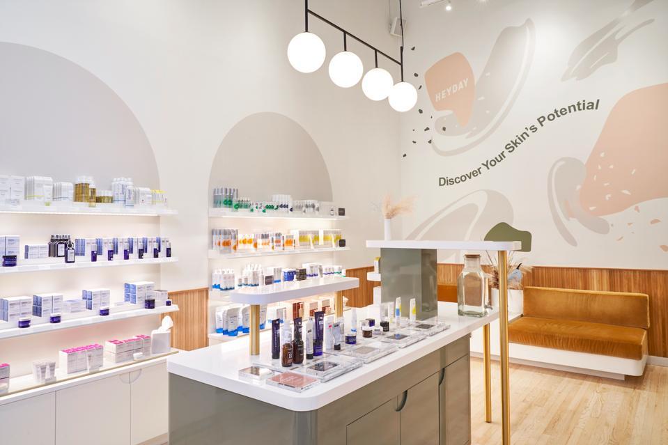 Heyday got its start in Manhattan, with its first shop opening in Manhattan in 2015.