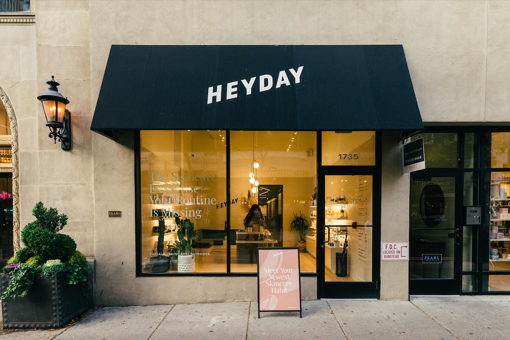 Heyday has just raised its latest round of VC funding, a bulk of which will go toward its franchising model and brick-and-mortar expansion plans.