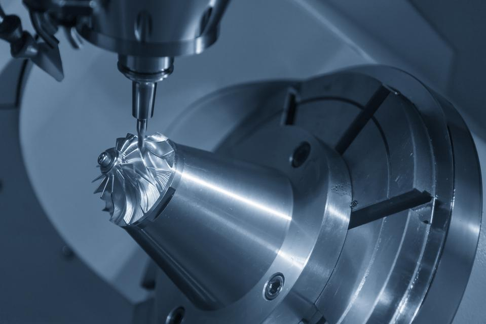 CNC machines can now operate with an extreme degree of precision.