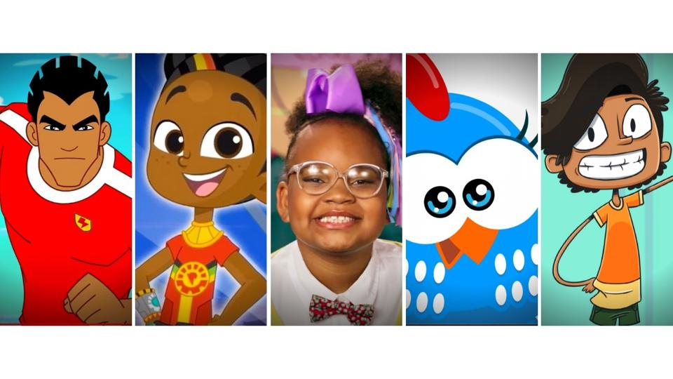 YouTube has a new slate of Kids and Family programming.
