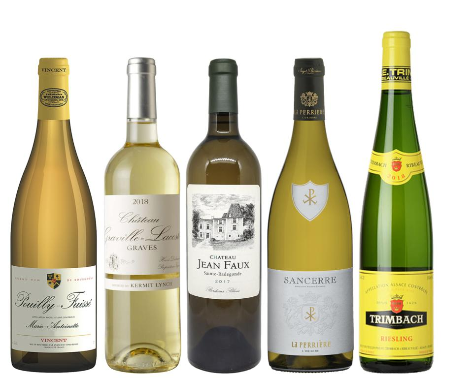 A diversity of French wines will satisfy winter appetites.