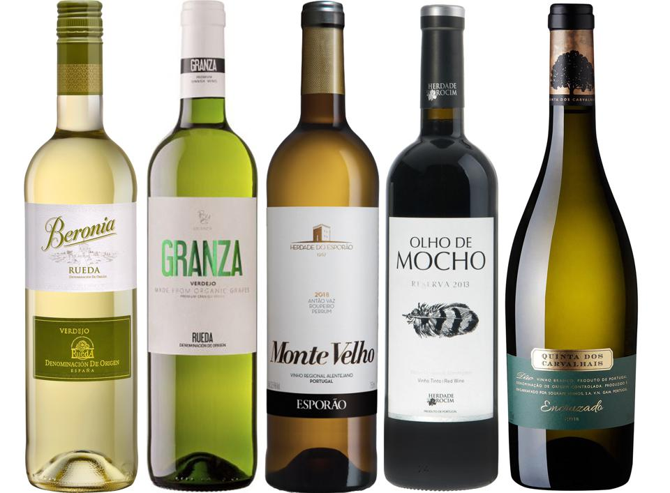 Heavier-weighted white wines from Iberia work wonders with your winter fare