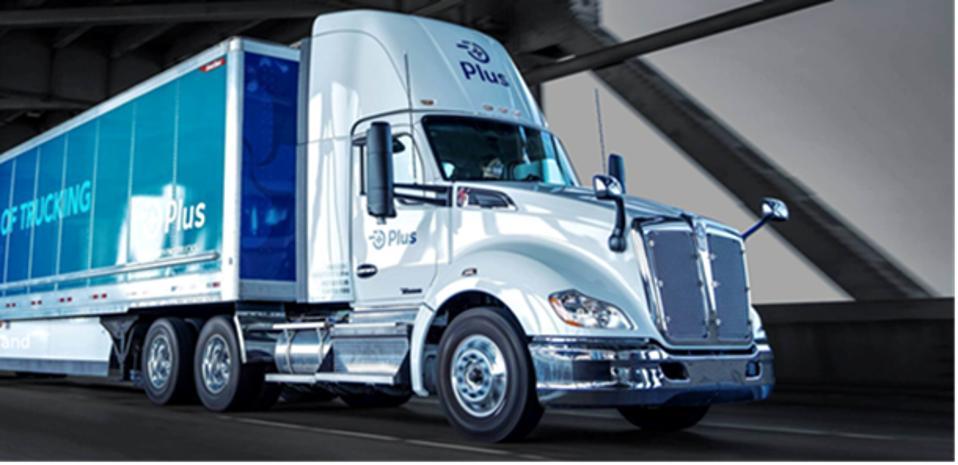 Autonomous Truck Plus