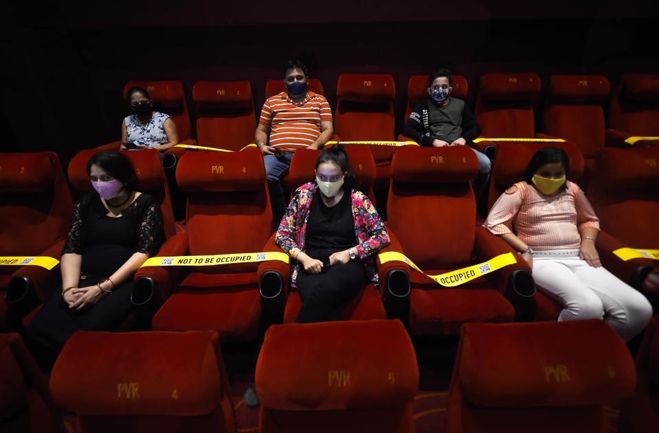 Cinema Halls Reopen In India After 7 Months Lockdown Due To Covid-19 Pandemic
