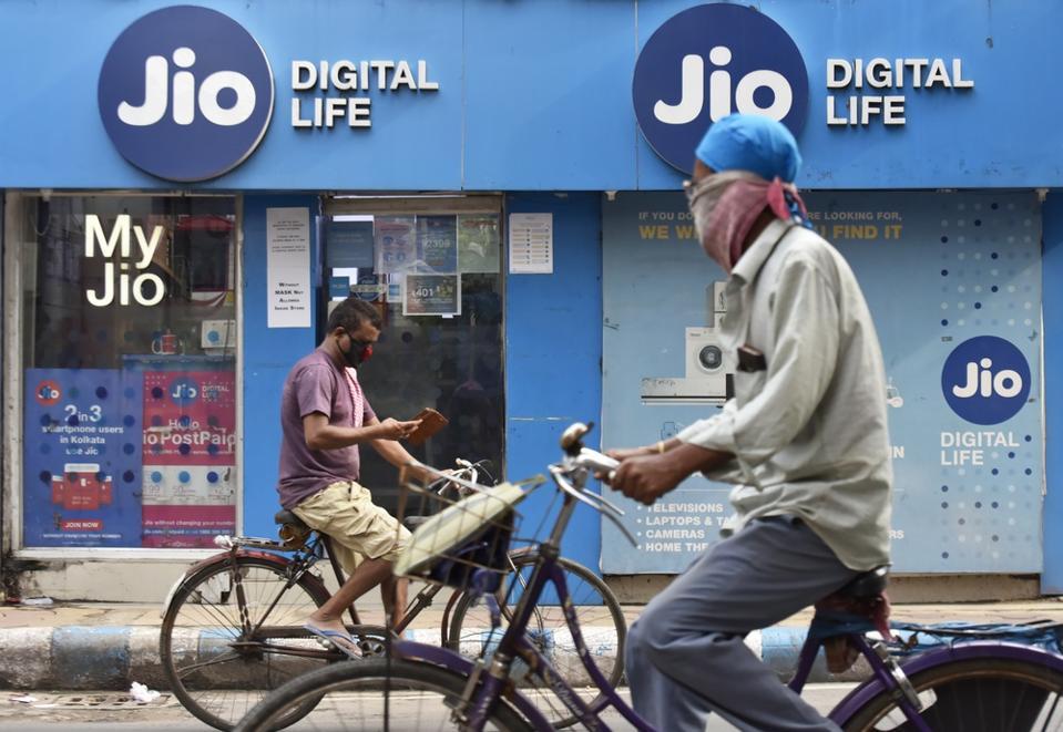 Jio Reliance India