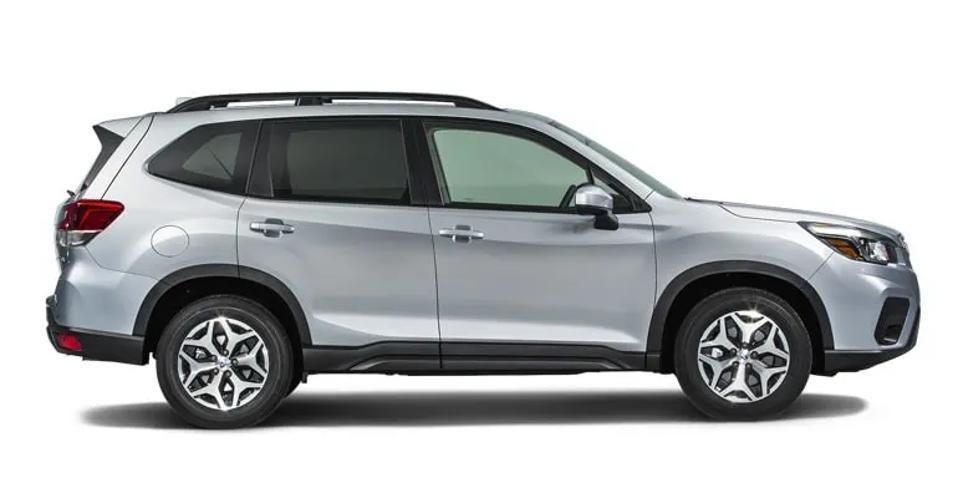 The Subaru Forester