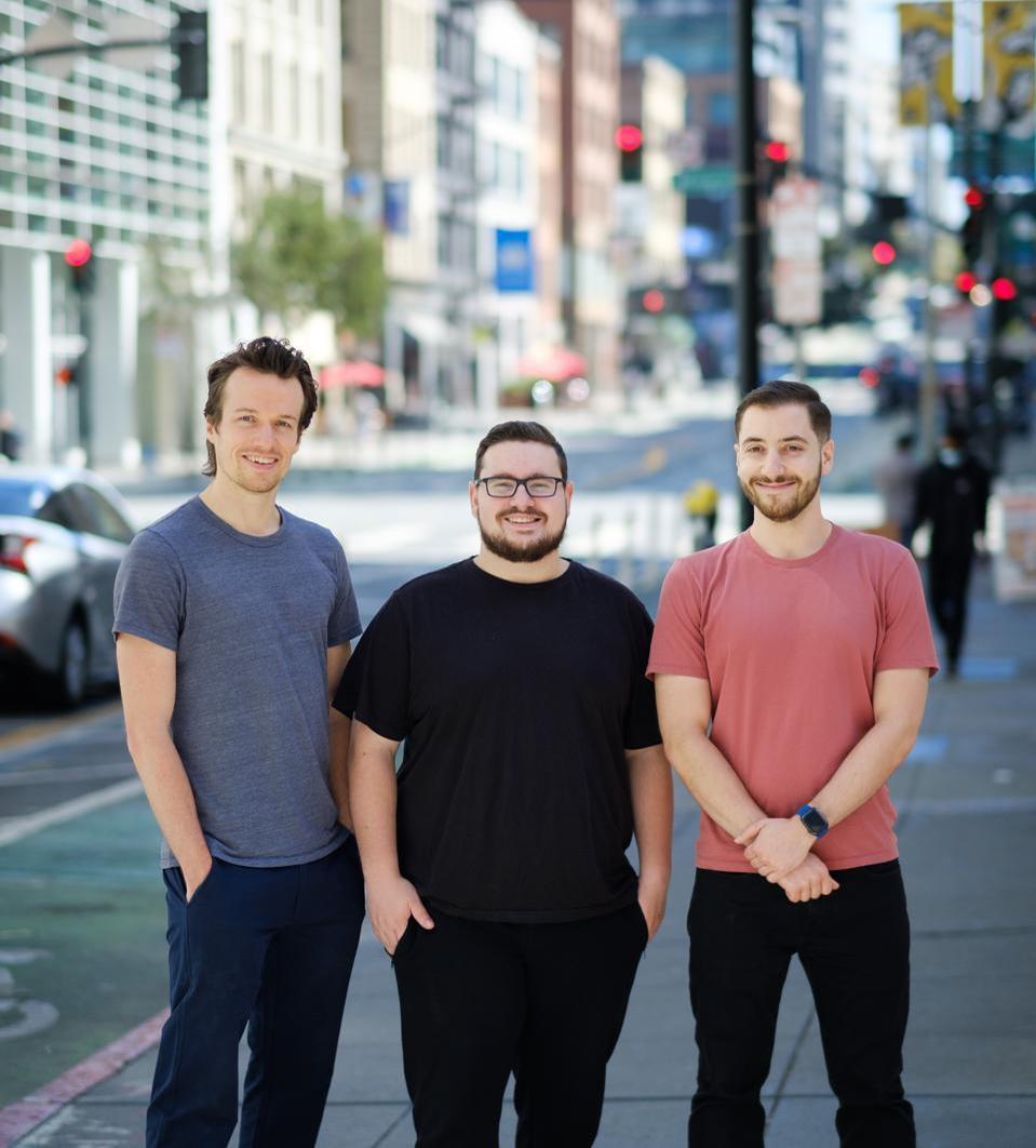 Doppler founding team.
