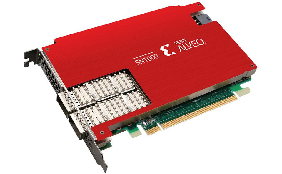Xilinx SN1000 Alveo SmartNIC