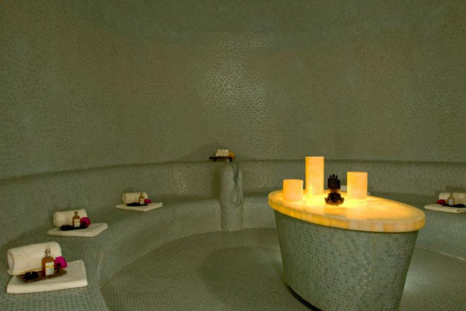 The Gem Spa had multiple treatment options