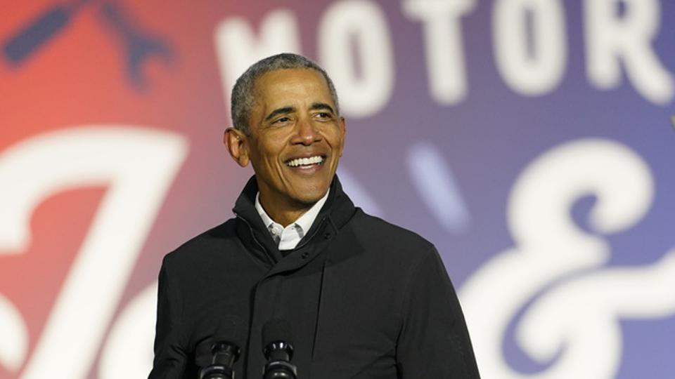 Obama Broke A Friend's Nose For Calling Him A Racist Slur
