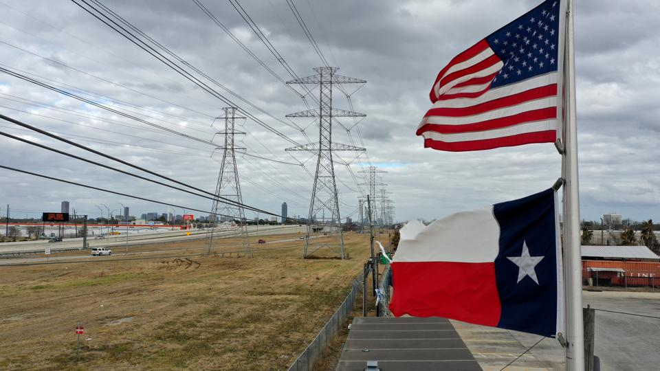 Texas Struggles With Unprecedented Cold And Power Outages