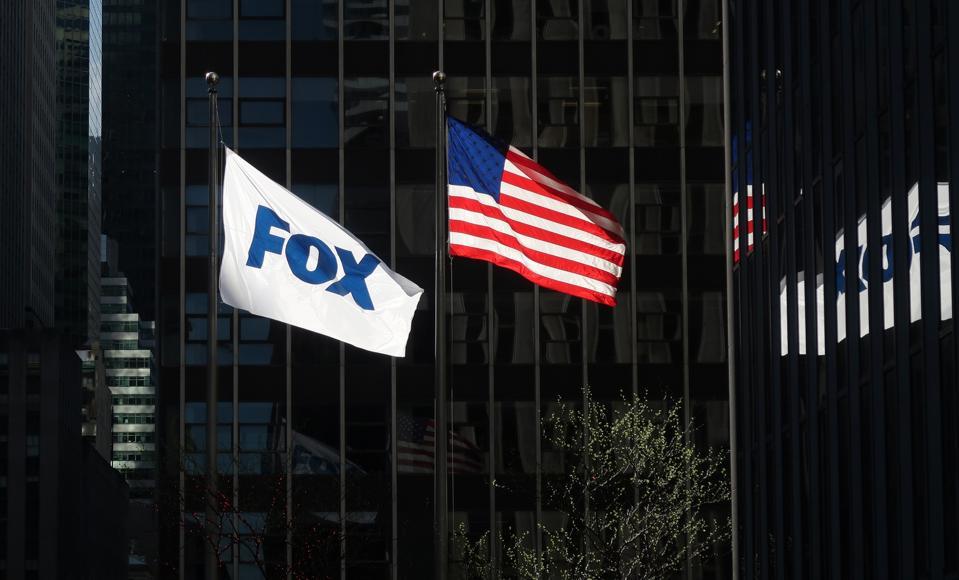 FOX Headquarters in New York City