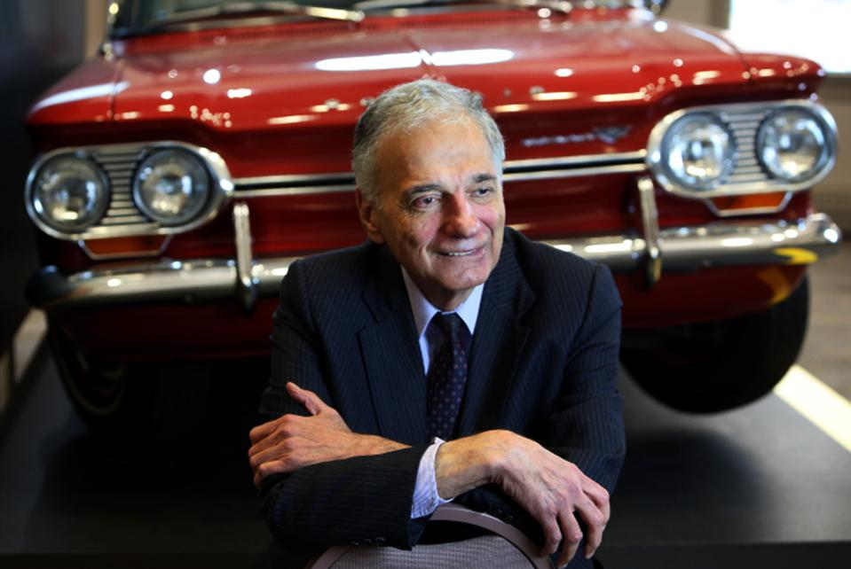Ralph Nader Dings Tesla, Says 'Watch Out' To 'Believers'