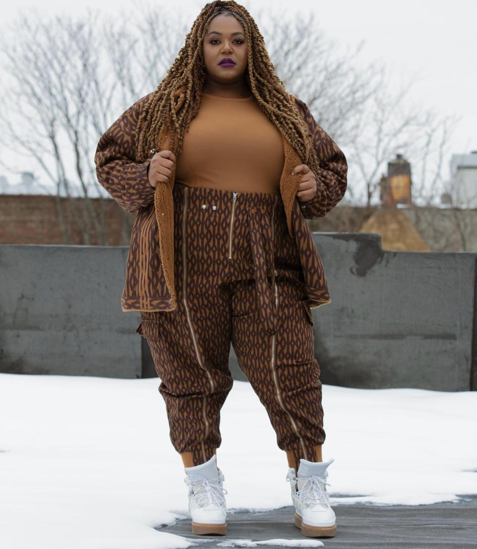 Danielle Young in Icy Park