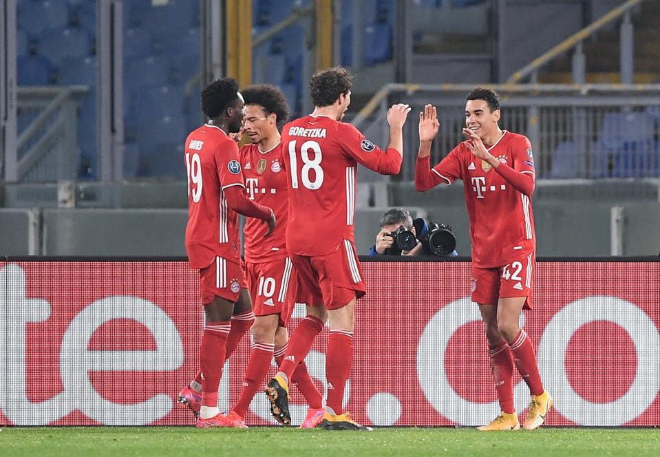 Lazio Rome - FC Bayern Munich