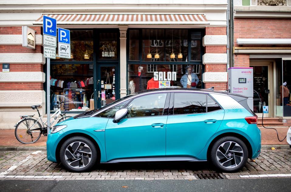 Volkswagen electric car ID.3