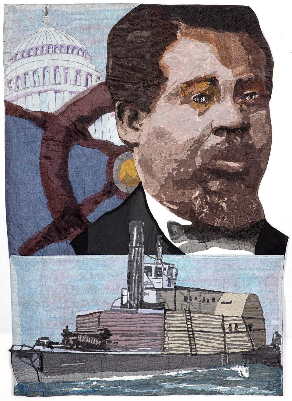 Rober Smalls, a black Civil War hero