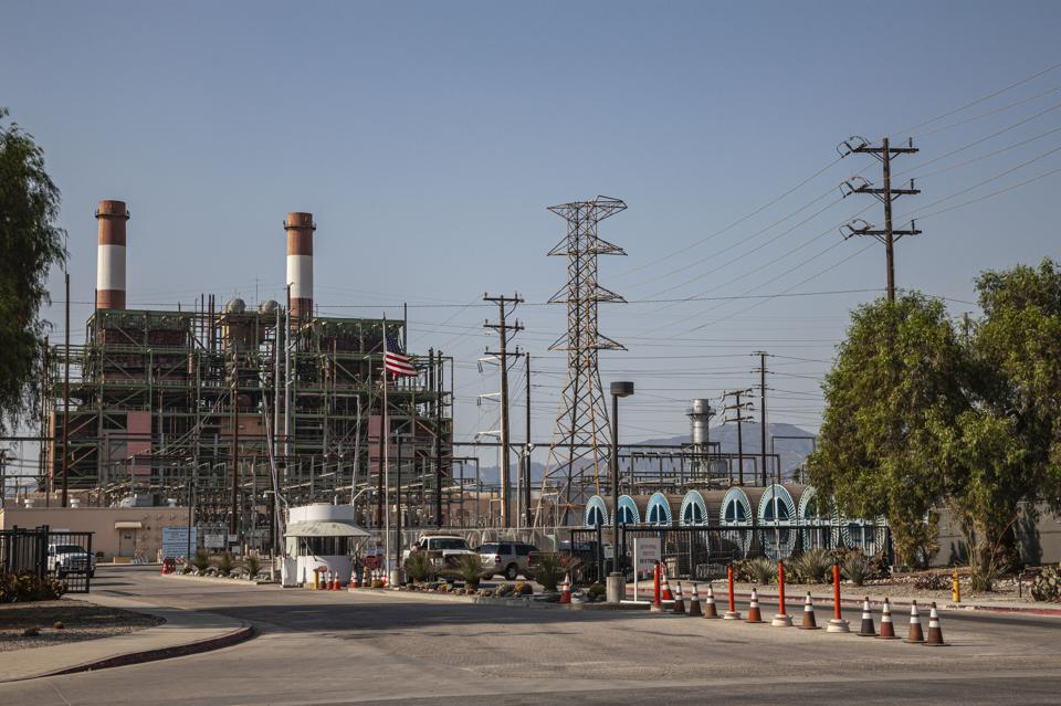 The Valley Generating Station has been reported to have been leaking methane since 2019