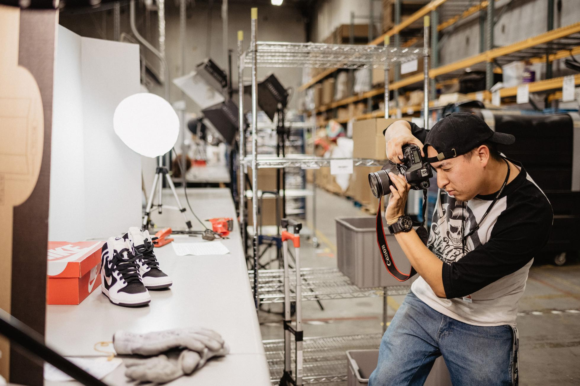 Workers are trained to photograph and list items for sale online. Its top three categories: Jewelry, clothing and accessories and electronics.