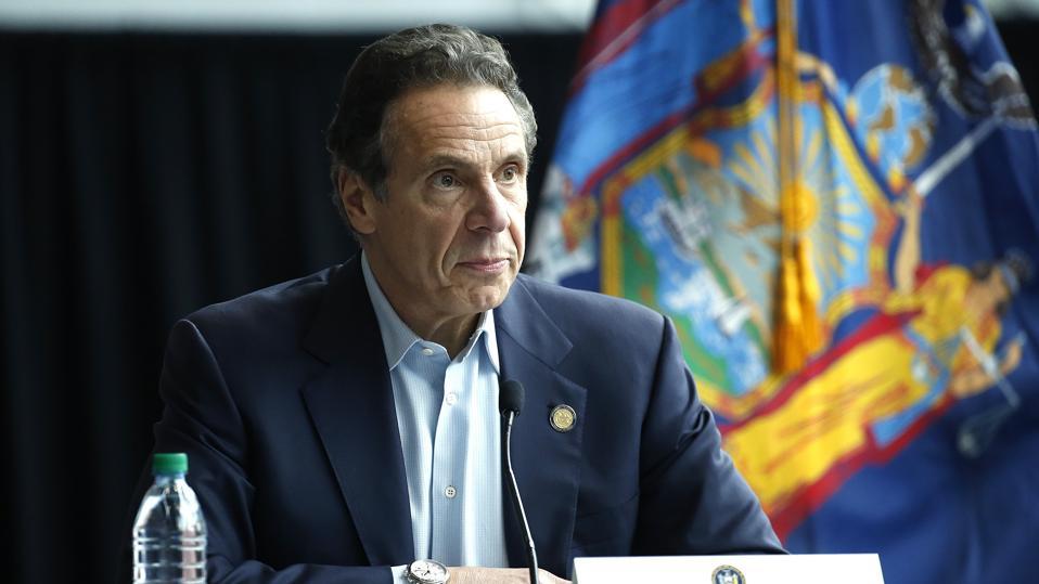前纽约州长雪上加霜:又面临助手详述性骚扰指控