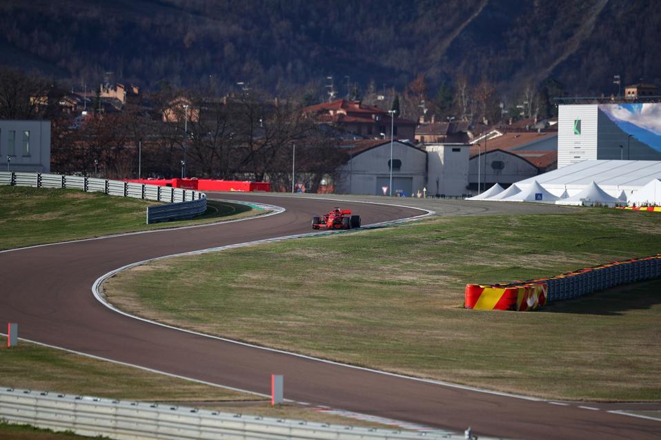 The $145 million Formula One budget cap left Ferrari with the money for a Le mans assault.