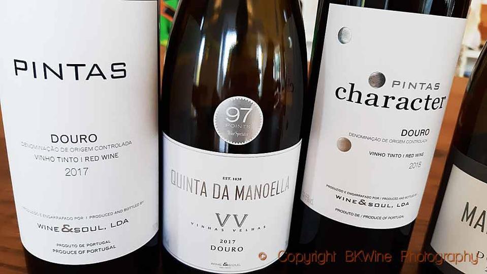 Wine & Soul Pintas, Quinta da Manoella VV and Pintas Character