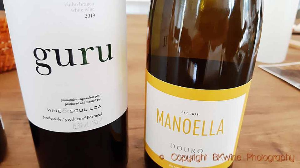 Wine & Soul Guru and Manoella, from the Douro Valley