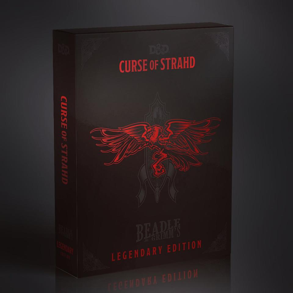 The Legendary Edition of Curse of Strahd.