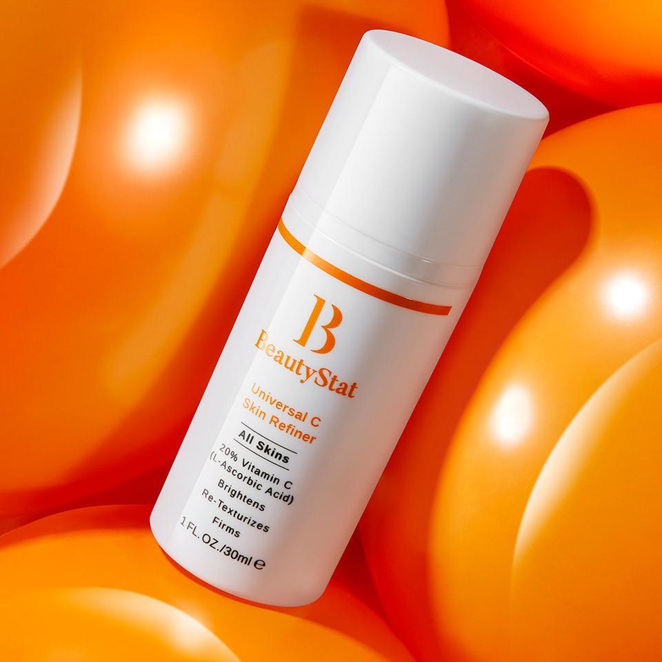 Beautystat vitamin C universal serum.