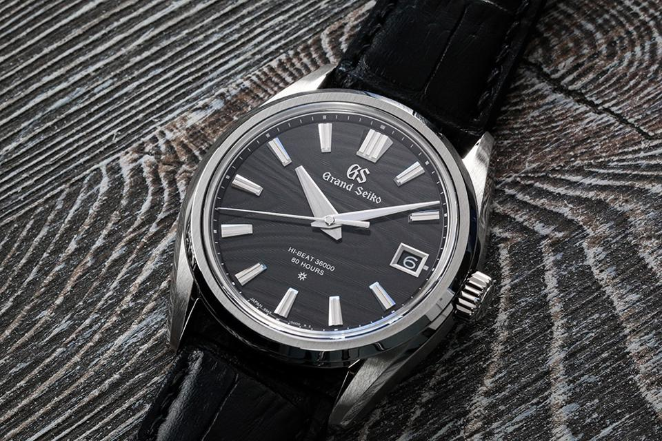 The Grand Seiko 140th Anniversary Tree Ring.