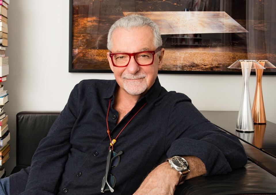 Adam Tihany, founder of Tihany Designs